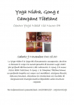 Yoga Nidra Gong e Campane Tibetane - Centro YOga Naad Cagliari