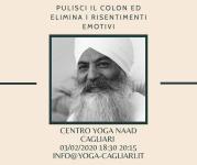Centro Yoga Naad Cagliari - Pulizia del Colon